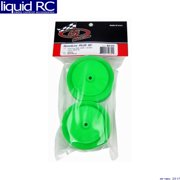 DE Racing -PSC-LG SpeedLine PLUS SC Wheels TLR 22SCT - TEN-SCTE / TEKNO SCT Gree