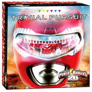 Trivial Pursuit - Power Rangers 20th An