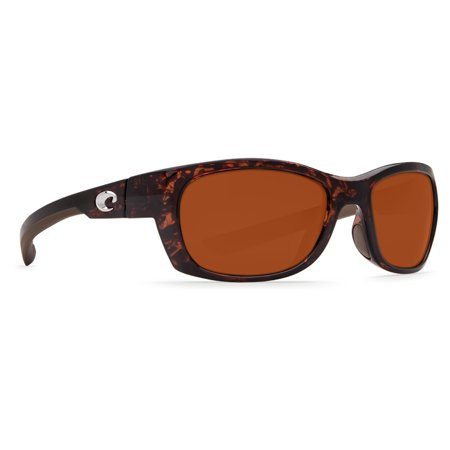 Costa Del Mar Trevally Tortoise Sunglasses Copper Lens