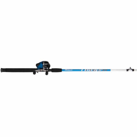 Travel Rod Reel - Shakespeare Tiger Spincast Rod and Reel Combo - 6'6