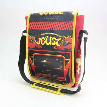 Joust Arcade Messenger Bag (Video Messenger)