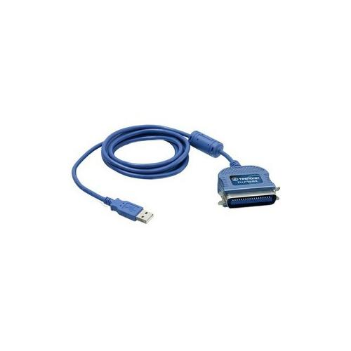 Trendnet TRENDnet TU-P1284 USB to Parallel Printer Cable Adapter 2Q72582