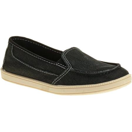 Womens Faded Glory Black Shoe