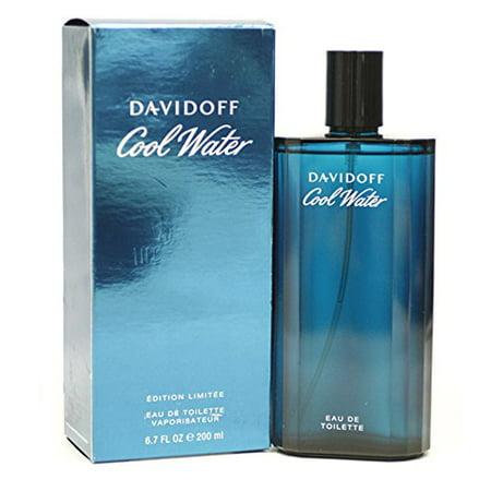 COOL WATER by Davidoff Eau De Toilette Spray 6.7 oz for (Womens Cool Water)