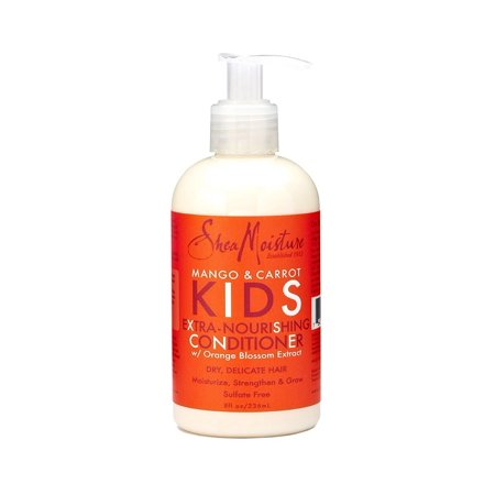 Shea Moisture Kid's Conditioner, Mango, 8 Oz