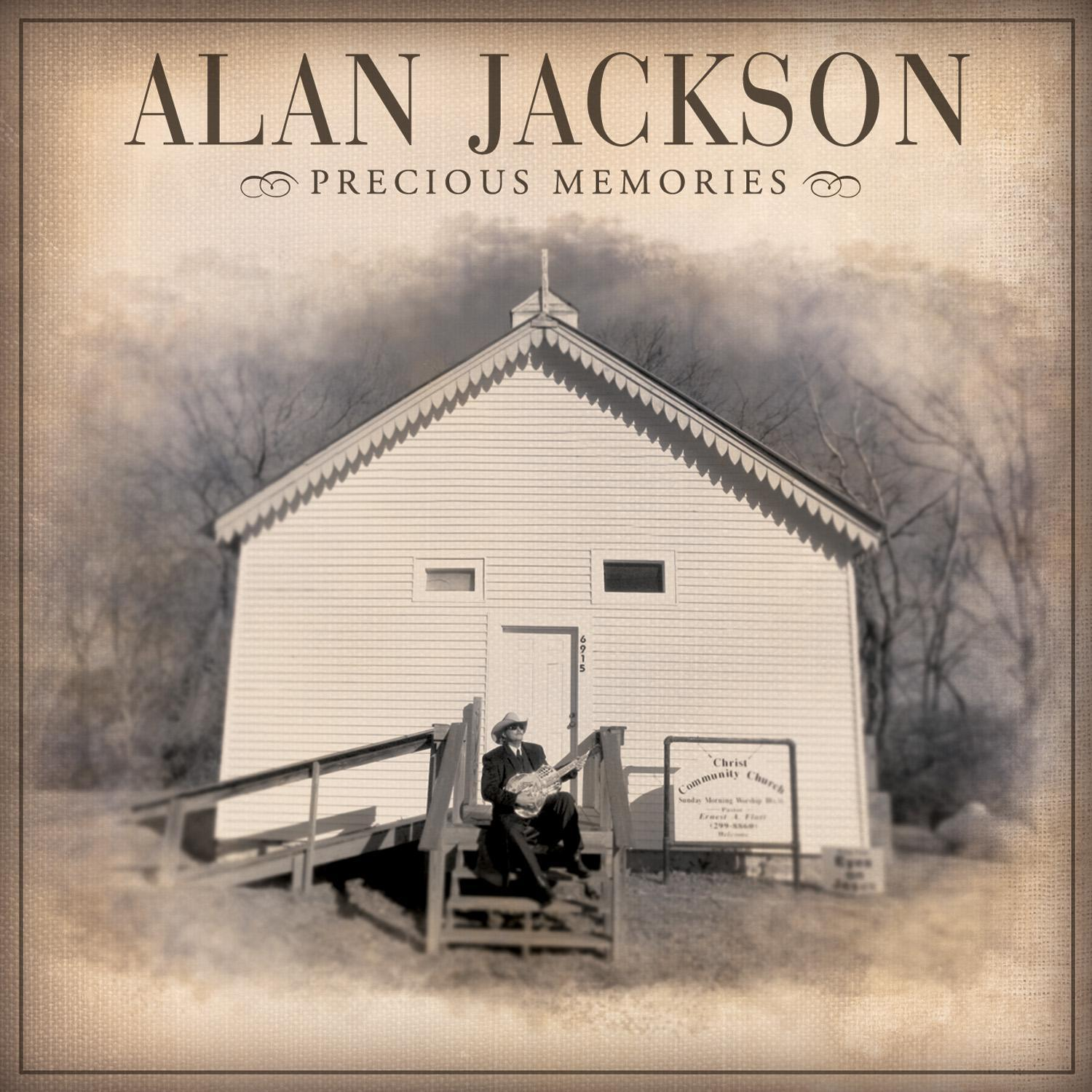 Alan Jackson - Precious Memories (CD)