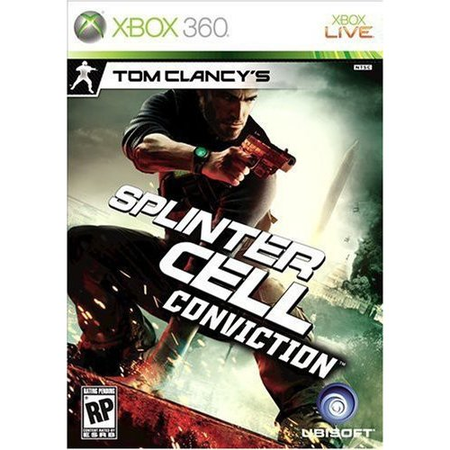 Tom Clancy's Splinter Cell: Conviction (Xbox 360)