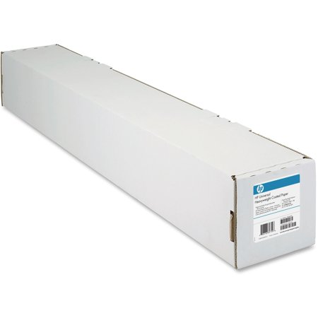 HP, HEWQ1412B, Universal Heavyweight Coated Paper, 1 Roll