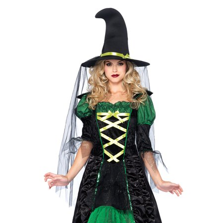 Leg Avenue Women's 2PC. Storybook Witch - Homemade Storybook Costumes