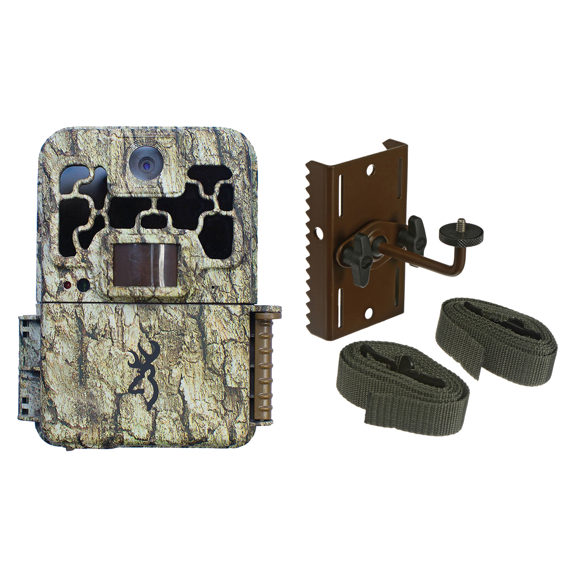 Browning Trail Cameras Spec Ops 10MP FHD Video Game Camera + Gimbal Tree Mount by Browning Trail Cameras