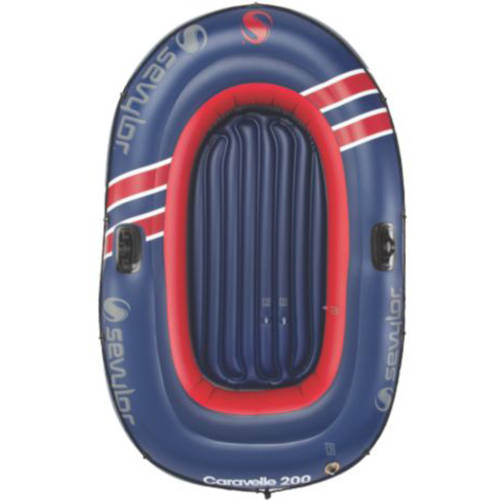Sevylor 2-Person Caravelle Inflatable Boat Combo by COLEMAN