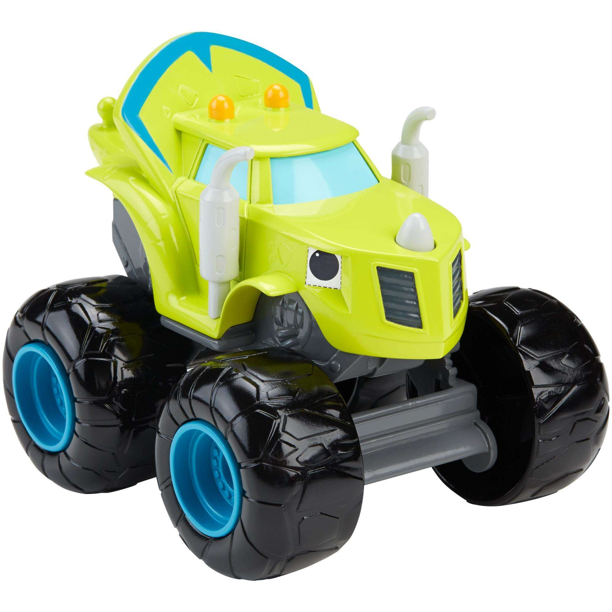 Fisher Price Nickelodeon Blaze and the Monster Machines Talking Zeg by Blaze