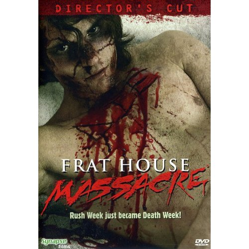 Frat House Massacre (Widescreen)