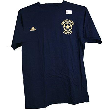 Ncaa Adidas Notre Dame Fighting Irish Soccer Adult Tee