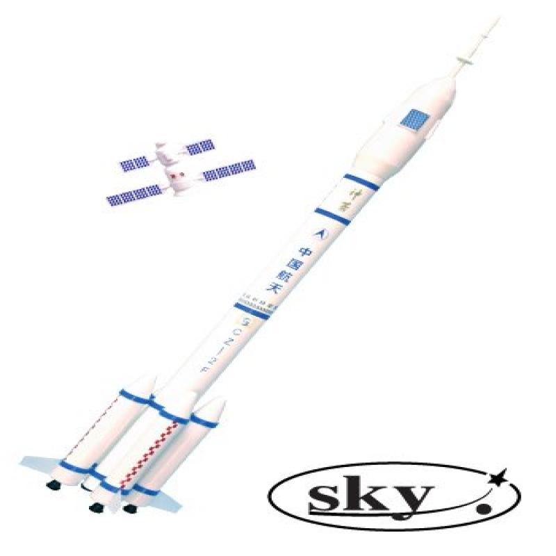 """Shenzhou"" Model Rocket Kit by"