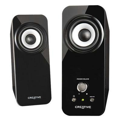 Creative Labs Inspire T12 Speakers Black by Creative Labs