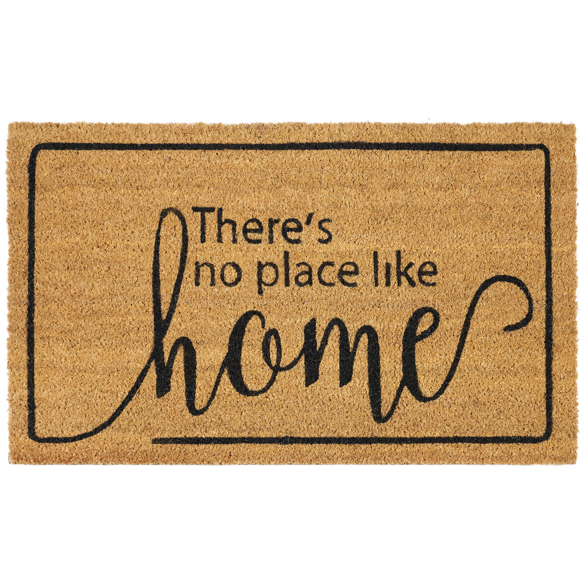 Printed Coir Doormat 18x30 Dorothy by Achim Importing Co. Inc
