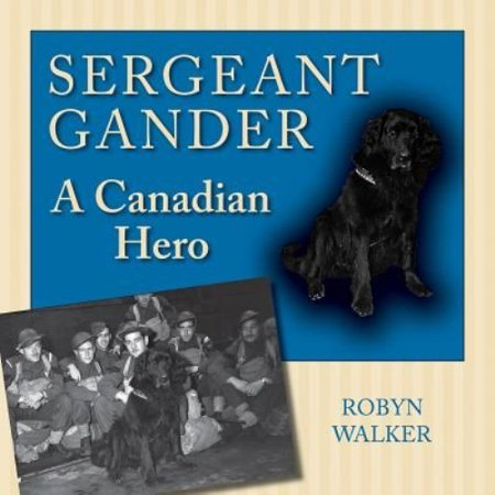 Sergeant Gander  A Canadian Hero