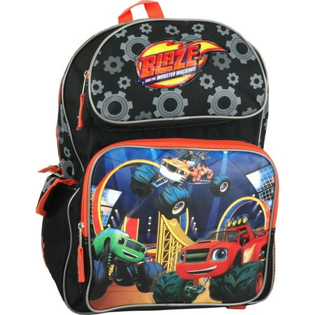 Blaze and the Monster Machines Large 16 Backpack