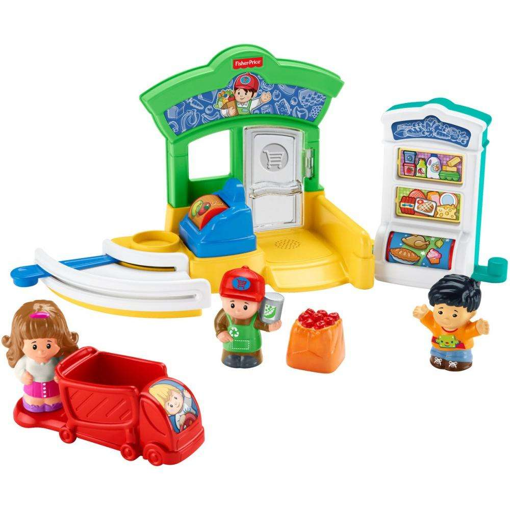 Image of Little People One Stop Grocery Shop