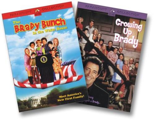 The Brady Bunch TV Movie Pack (DVD)