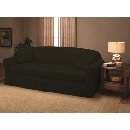 Sanctuary Suede 2 Piece Sofa Slipcover