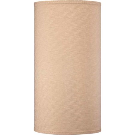 Wall Sconces With Drum Shade : Volume Lighting 10 Linen Drum Wall Sconce Shade - Walmart.com
