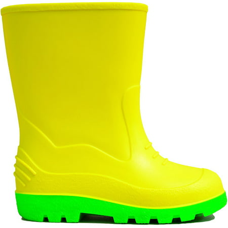 Free shipping BOTH ways on kids yellow rain boots, from our vast selection of styles. Fast delivery, and 24/7/ real-person service with a smile. Click or call