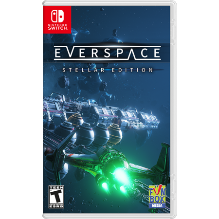 EVERSPACE Stellar Edition, GS2 Games, Nintendo Switch, 850007037062