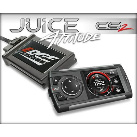 Edge Juice Dodge (Edge Products 31403 Juice w/Attitude CS2 Programmer Fits 04-05 Ram 2500 Ram 3500)