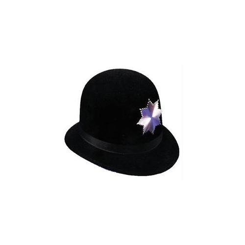 Costumes For All Occasions Ga28Lg Keystone Cop Hat Qual Lrg