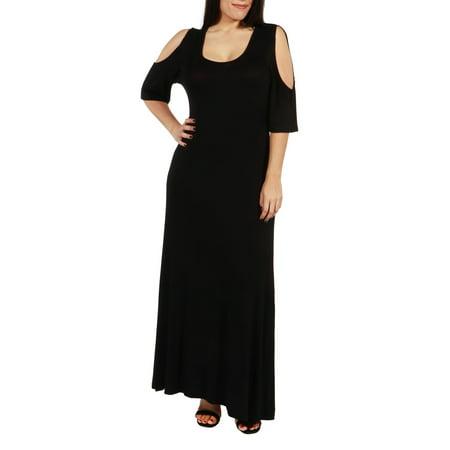 Meg Plus Size Maxi Dress - Walmart.com
