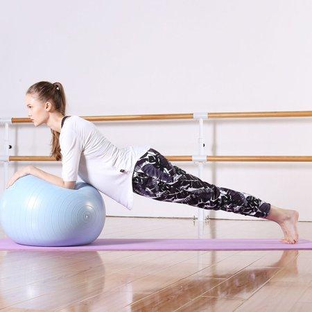 Pieryoga Women Yoga Long Pants Elastic Waist Breathable Casual Trousers Female Sweatpants Gym Running Sport Fitness Clothing  Banana Leaf Printing  L