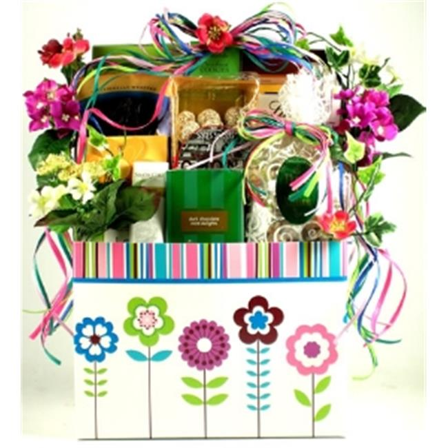 Gift Basket Village ThABu-Sm Small In Appreciation  Thank You Gift Basket