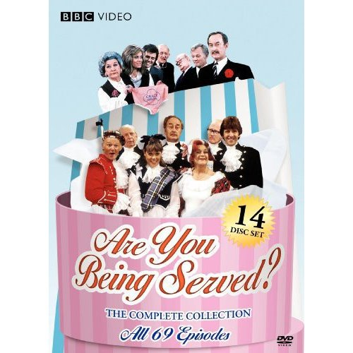 Are You Being Served?: The Complete Collection (Full Frame) by WARNER HOME ENTERTAINMENT