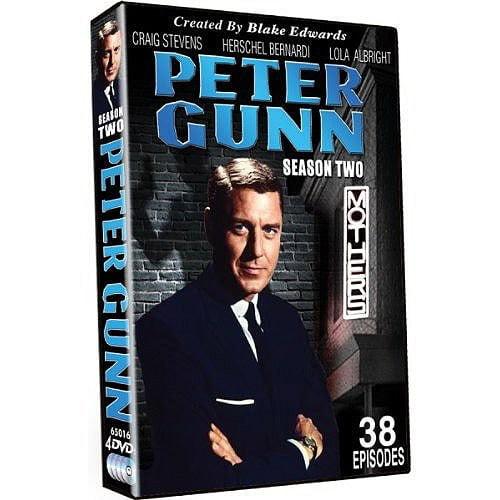 Peter Gunn: Season Two (Full Frame)