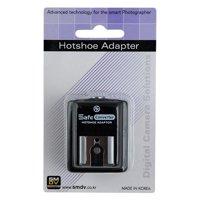 SMDV Hot Shoe Hotshoe Safe Sync Adapter SM-512 for Nikon D40, D40x, D50, D60, D70, D70s, D80, D90, D100, D200, D300, D300s, D700, D800, D800e, D1, D2, D3, D3x, D3s, D4, D3000, D3100, D3200, D5000, D51
