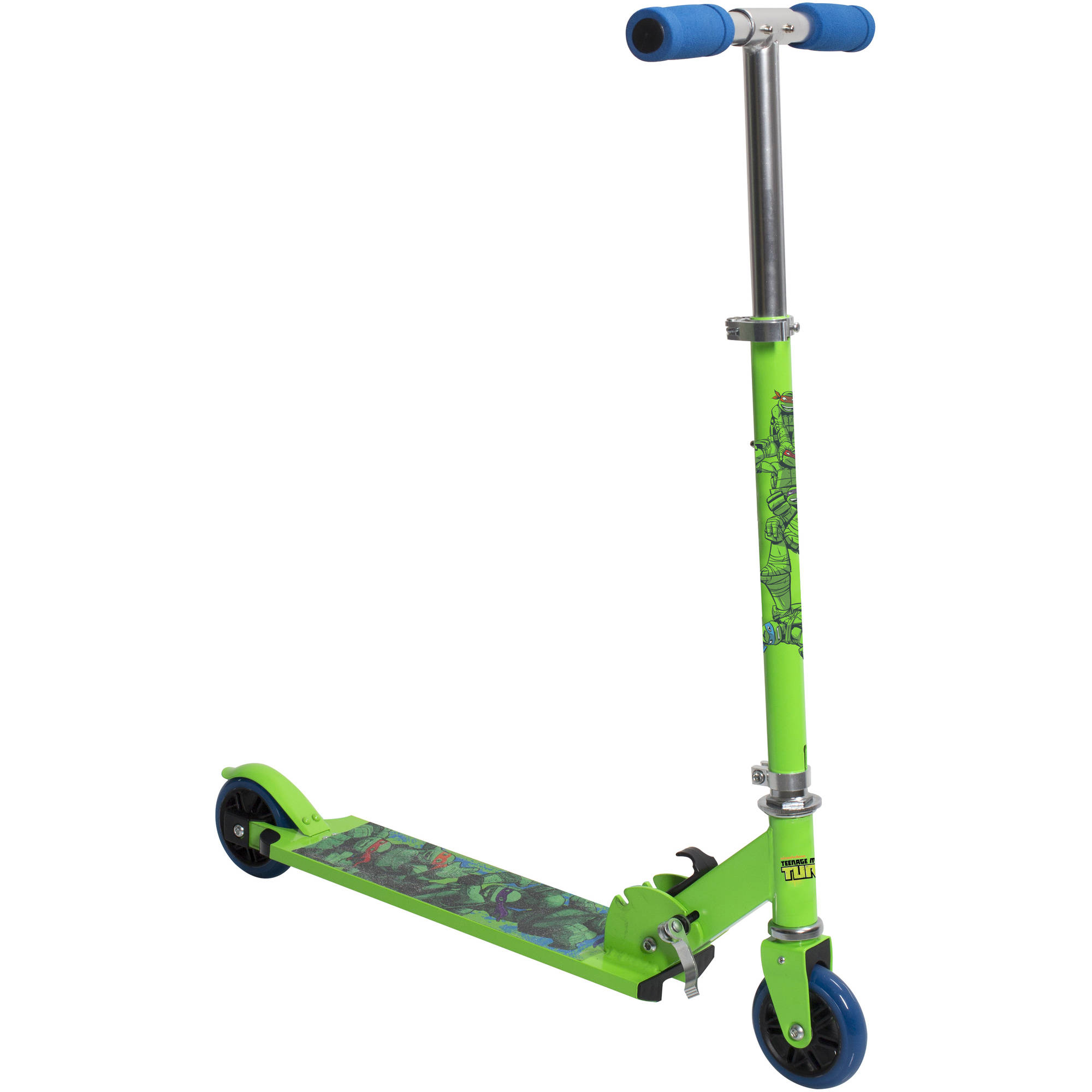 Teenage Mutant Ninja Turtles Aluminum Folding Scooter by