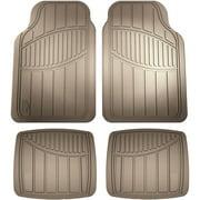 Armor All Value All-Season Tan Floor Mat