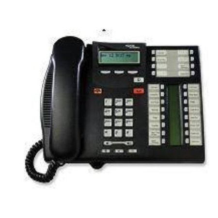 Compaq NT8B27JAMAE6 Avaya T7316e Phone Charcoal Perp Disc Prod Spcl Sourcing See Notes