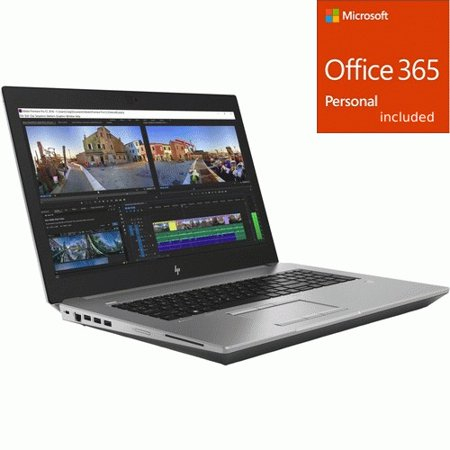HP ZBook 17 G5 VR Ready 17.3