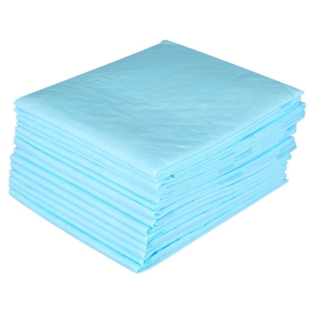 Lv. life Elderly Disposable Urine Pad, Water Absorption Leakproof Adult Nursing Urinary Incontinence Urine Pad 15PCS/Bag