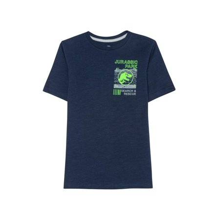 Jurassic Park Licensed Graphic Tees (Little Boys & Big Boys)