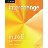 Interchange Intro B Student's Book with Online Self-Study