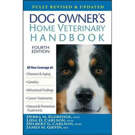 Bmw Owners Handbook - Dog Owner's Home Veterinary Handbook - eBook