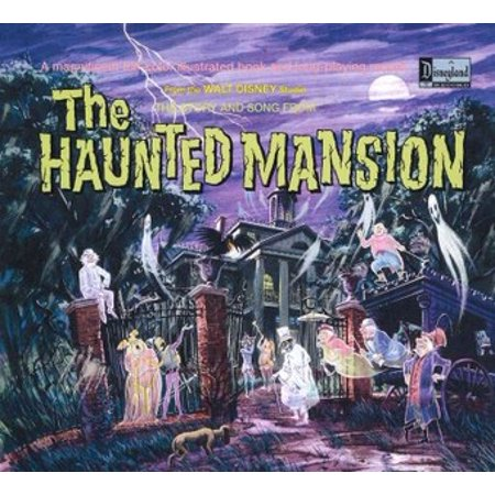Free Haunted House Music - The Story and Song From The Haunted Mansion