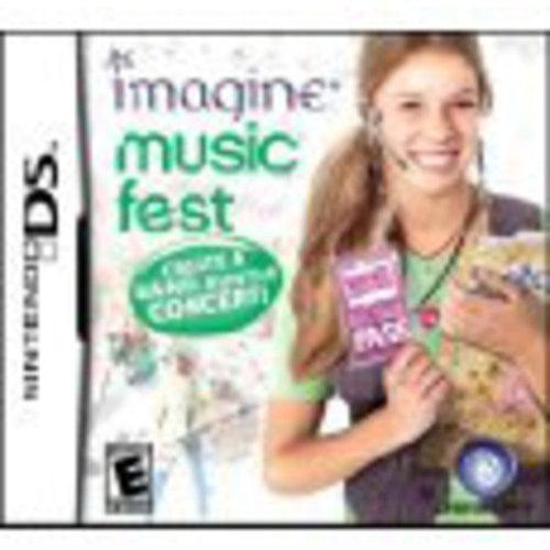 Imagine: Music Fest (DS)