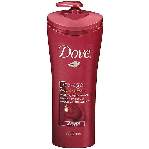Dove Pro-Age Beauty Body Lotion, 13.5oz - Walmart.com