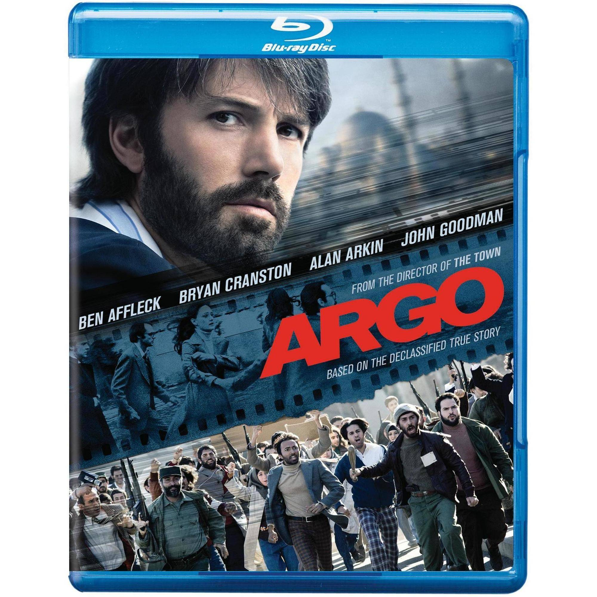 Argo (Blu-ray + DVD + Digital HD) (With INSTAWATCH) (Widescreen)