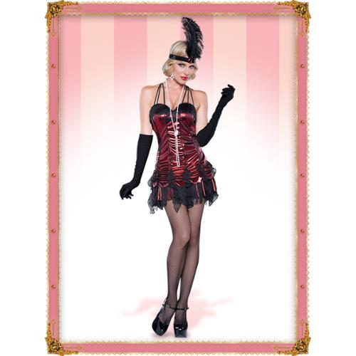 Georgeous Gatsby Roaring 20's Adult Costume](Roaring 20s Suits)